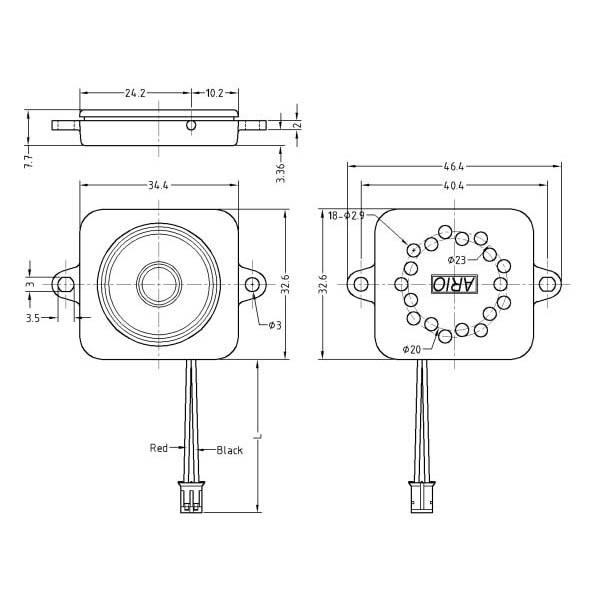 speaker box  lf-k3532b73a