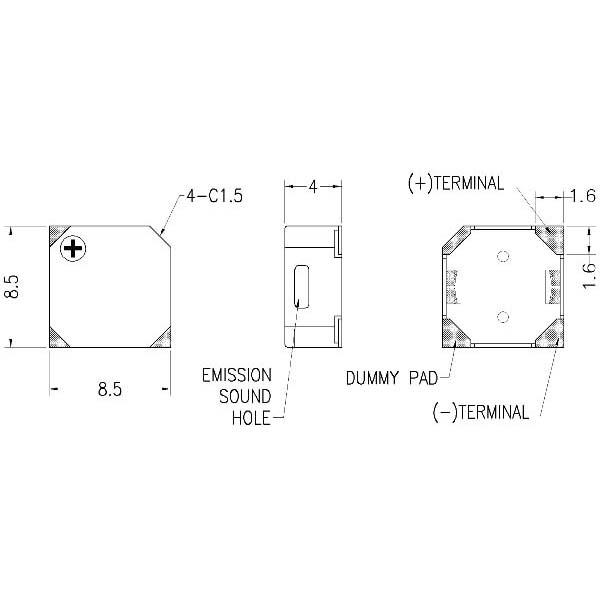 音賜股份有限公司-電聲元件專業製造廠 (蜂鳴器,動圈喇叭,受話器,電容式麥克風)