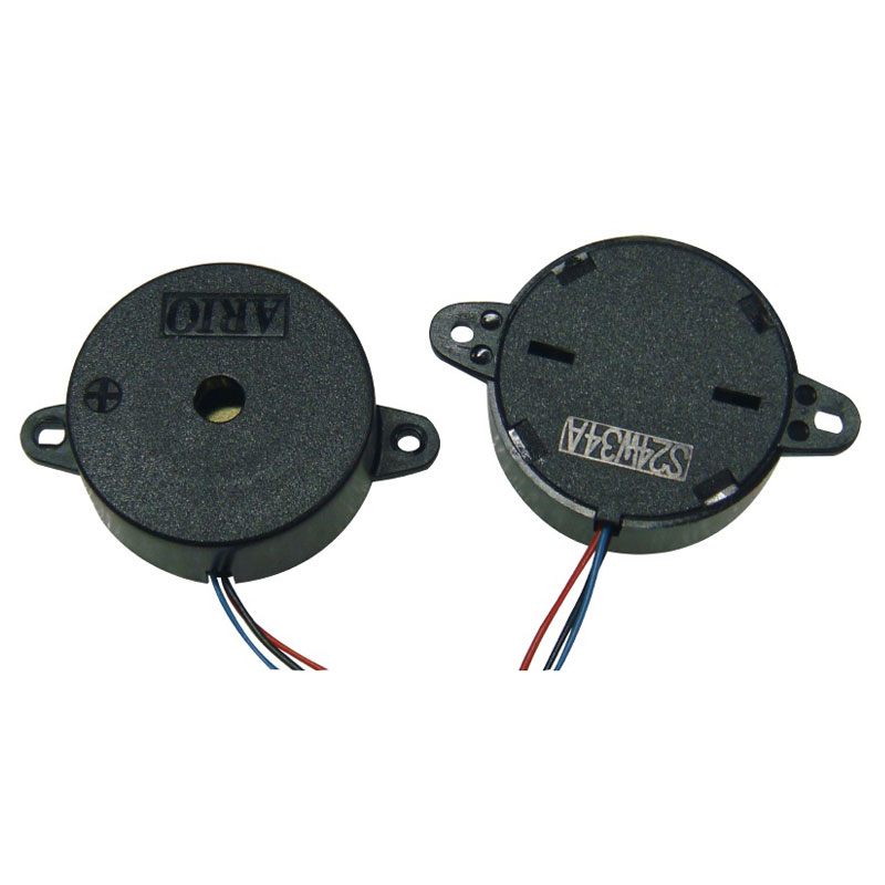 LF-PS24W34A Piezoelectric Buzzer for self drive